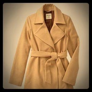 Old Navy Tan Coat